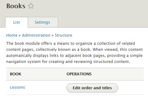 Structure | Books